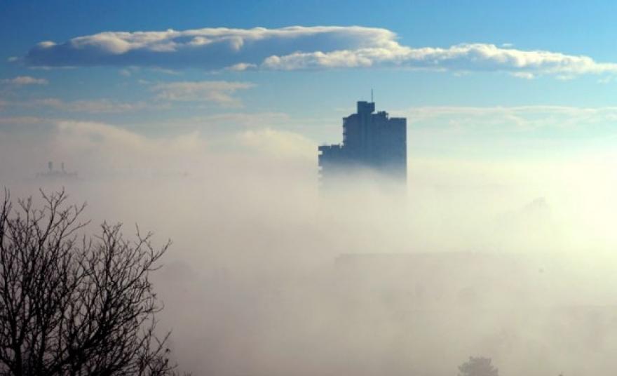 Откриена е причината за загадениот воздух во земјава