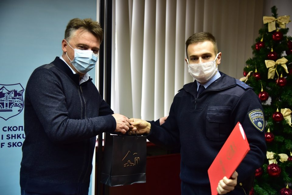 Пред само 3 месеци беше прогласен за најдобар полицаец – сега ја напушти Македонија!