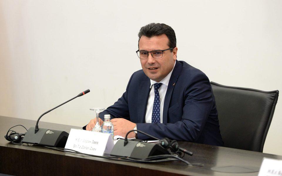Заев пред изненадувањето на ДУИ: Шилегов е добра спојка меѓу коалиционите партнери