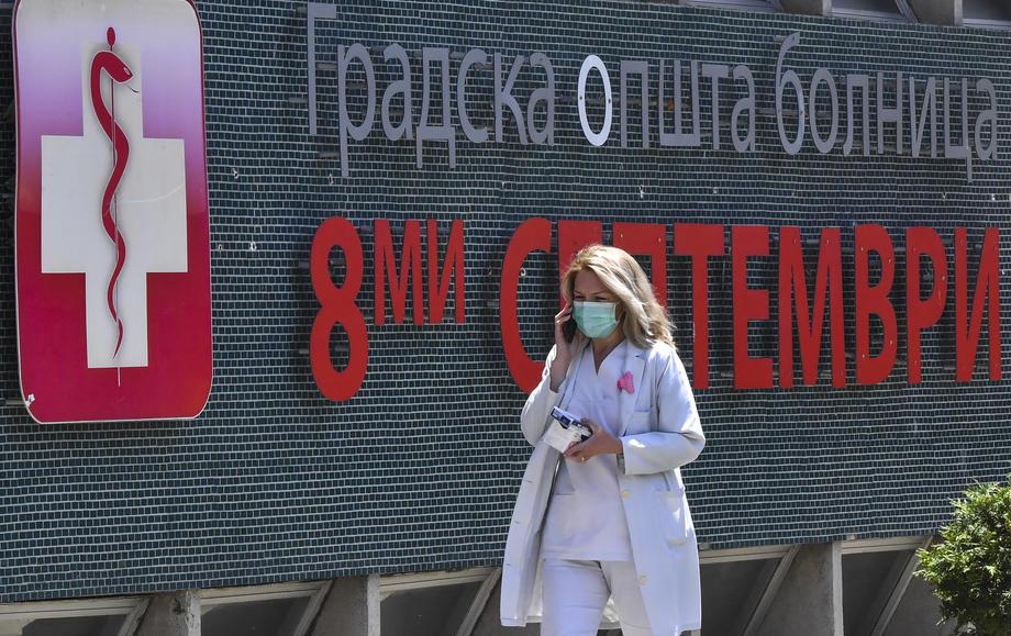Речиси 700 пациенти се лекуваат во ковид-центрите во Скопје: Mеѓу нив се 9 деца и 7 трудници