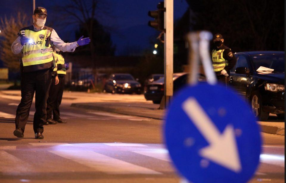 Бркотница во Крушево: Прво ѝ бегал на полицијата, а потоа физички ги нападнал