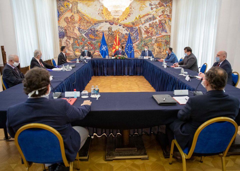 Утре седница на Советот за безбедност, ќе се разговара за состојбата со пандемијата