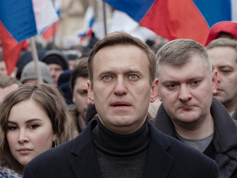 Навални: Затворен сум во концентрационен логор