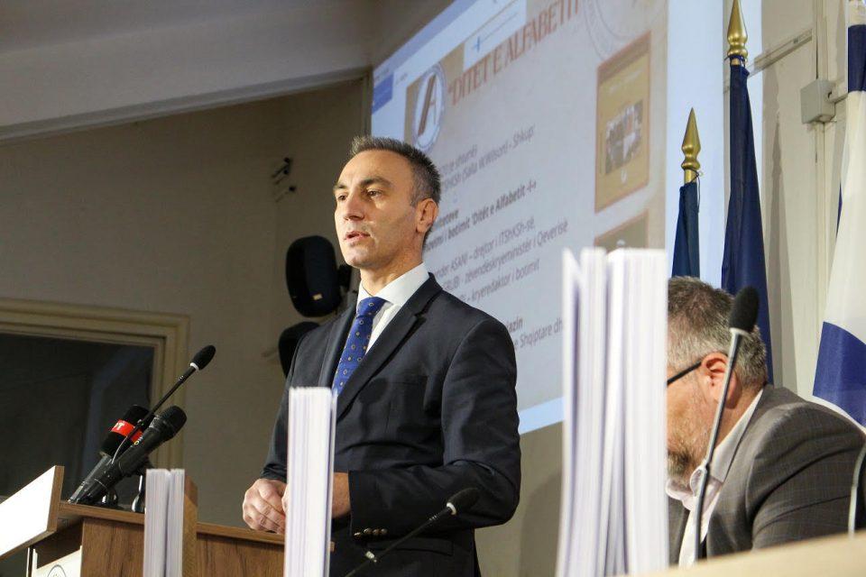 Груби: Косовското прашање за нас е приоритет
