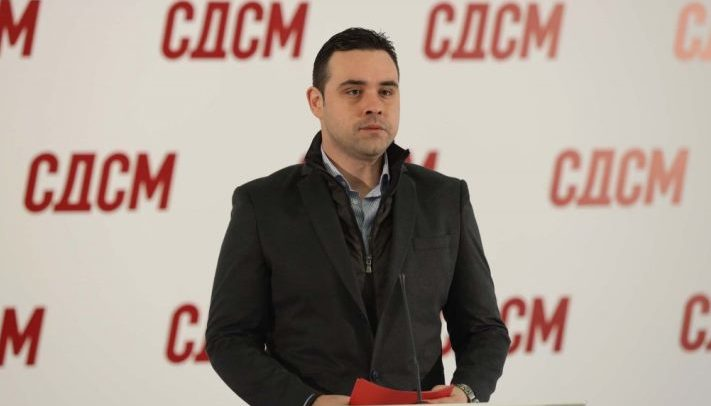 (ВИДЕО) Костадинов: Мицкоски наместо да бара одговорност за партиските пари, го штити Камчев