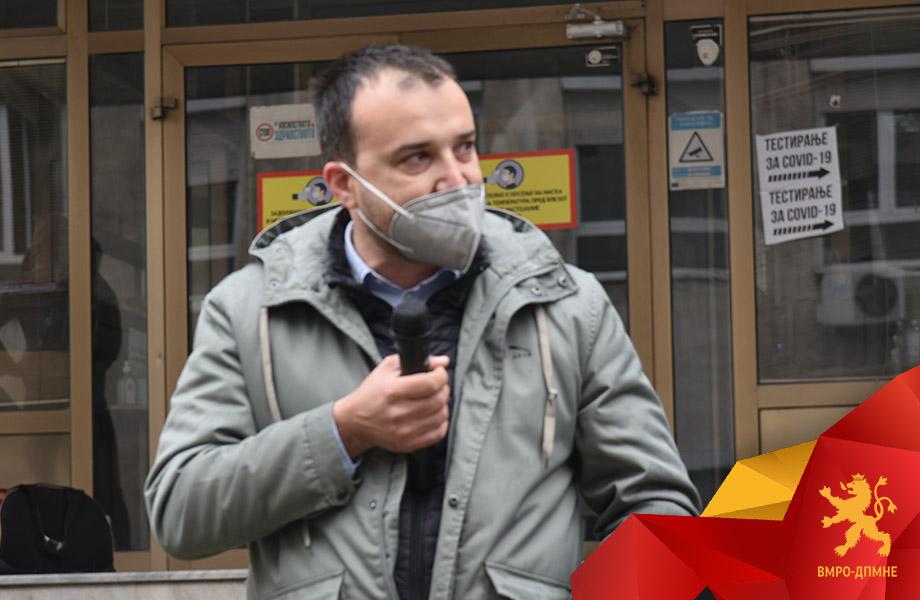 (ВИДЕО) Лефков: Оставка и кривична одговорност за Филипче кој создава лажни очекувања
