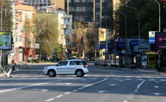 Од денска повторно на сила полицискиот час