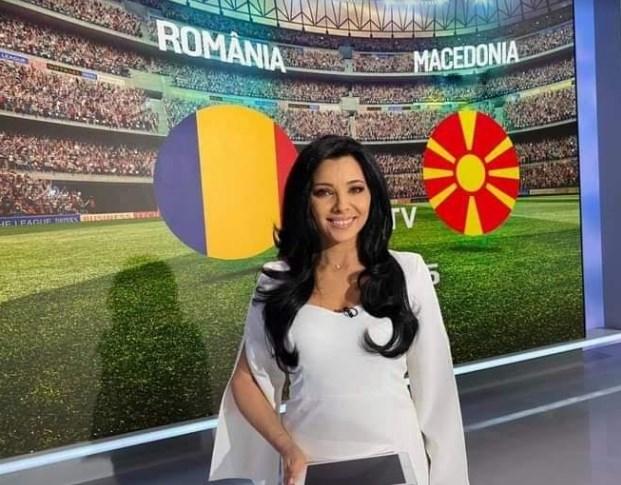 """Иако загубивме, добар прием во Букурешт: Нема """"Северна"""" за Романците, ниту за коментаторот на Спортклуб"""