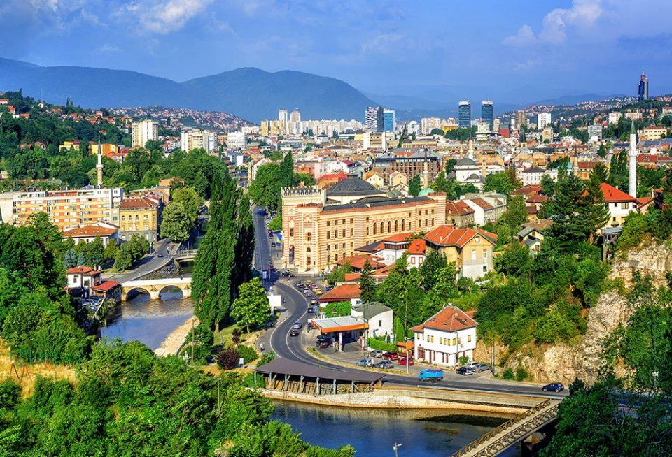 Локалните власти тврдат: Сараево е најголемото жариште во Европа