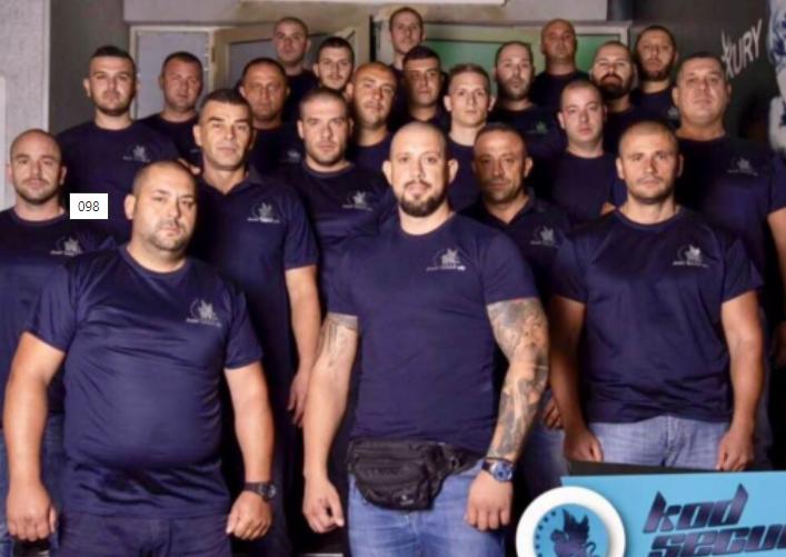 УШТЕ ЕДНА ШОКАНТНА ВЕСТ: Тепачите од Струмица без дозвола работеле како обезбедување!
