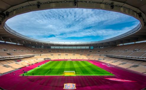 Финале на шпанскиот фудбалски куп, но сепак, без навивачи