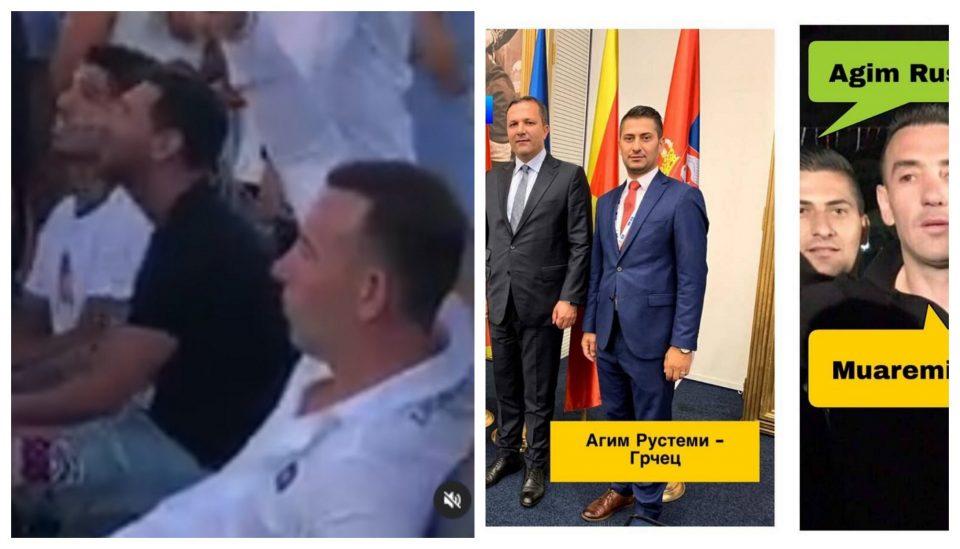 (ВИДЕО) Главниот наркобос од Грчец на плажа со Лионел Меси – на слики луѓе од кабинетот на Оливер Спасовски!