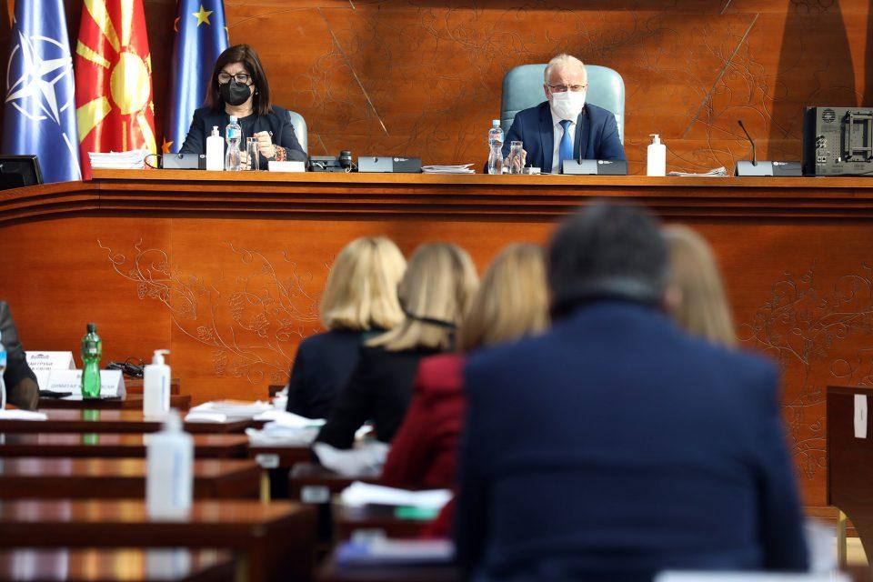 Седница за пратенички прашања денеска во Собранието