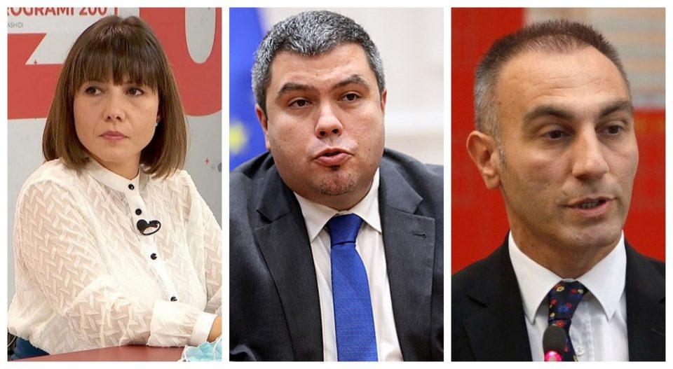 АЛБАНСКИ МЕДИУМ: Царовска, Маричиќ и Груби примиле вакцини преку ред!