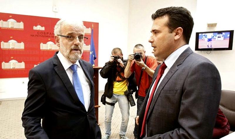 Заев сепак нема мнозинство во Собранието: Џафери ја обвинува опозицијата