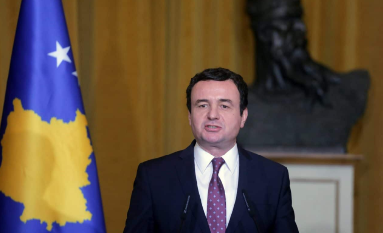 СПЦ во Косово го одби барањето на Курти да го посети манастирот во Дечане