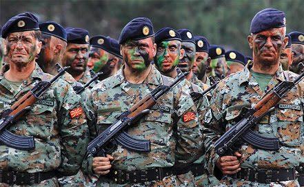 Турција донираше 7.400 комплети гортекс униформи за македонската армија
