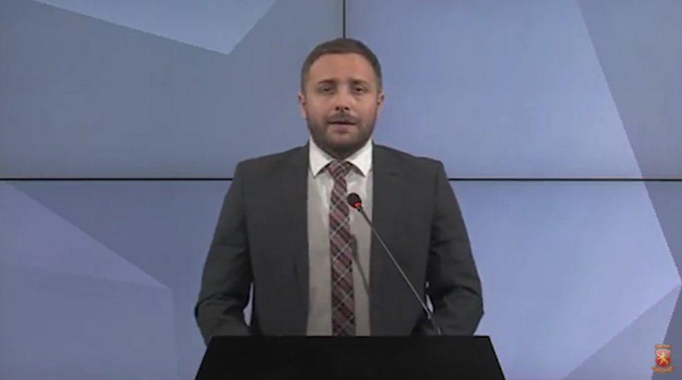 Арсовски: Власта врши репресија кон новинарите, затоа извештајот е толку лош