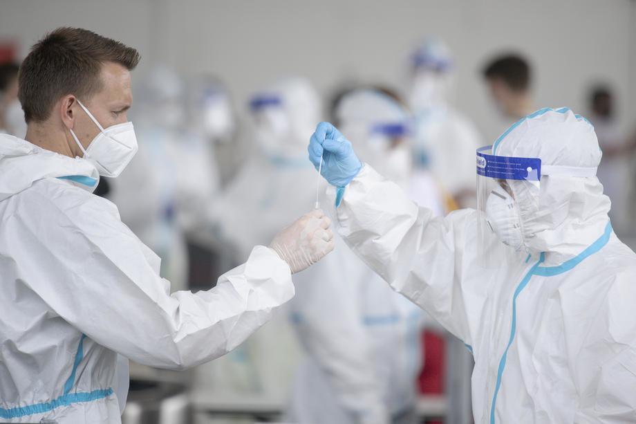 Десетина вработени во градинките во Гевгелија позитивни на коронавирусот