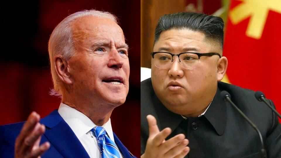 Бајден нема намера да седне на маса со Ким Џонг-ун