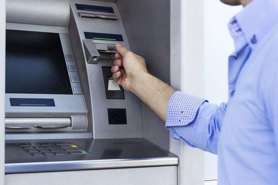 Ограбен банкомат на ТТК банка