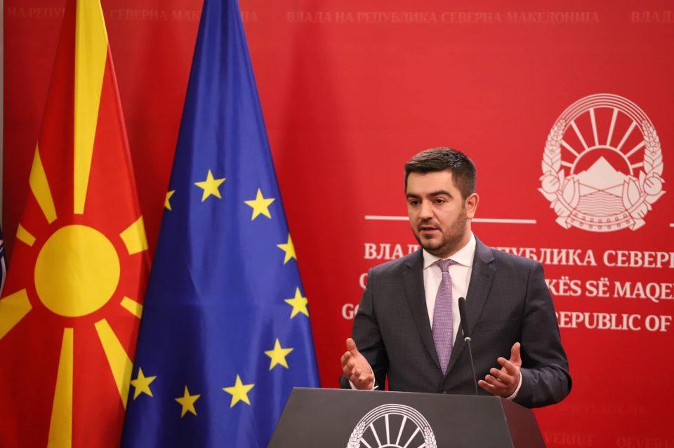 Бектеши најави над 10 милиони евра за поддршка на туристичко-угостителскиот сектор