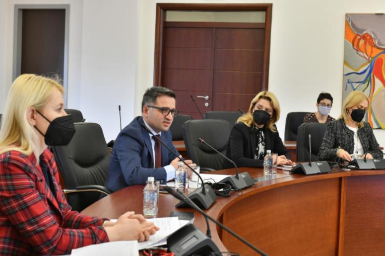 Бесими: Заеднички ќе работиме на нов закон што ќе ја унапреди сметководствената професија