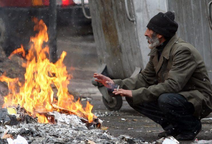 Заврши попишувањето на бездомниците: До сега избројани околу 350