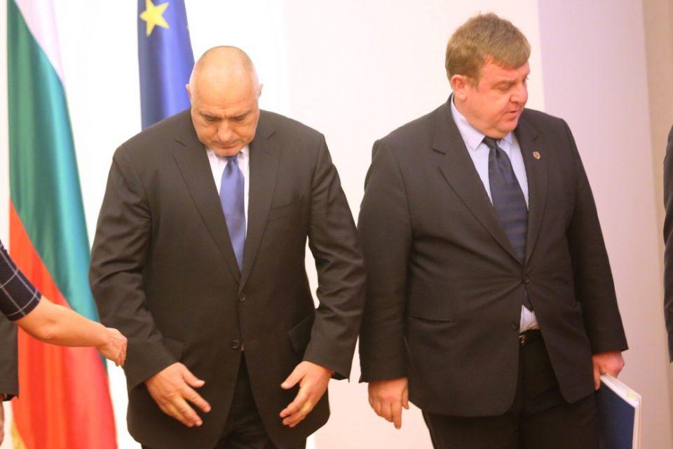 Пирова победа на Бојко Борисов, предлага експертска влада до декември