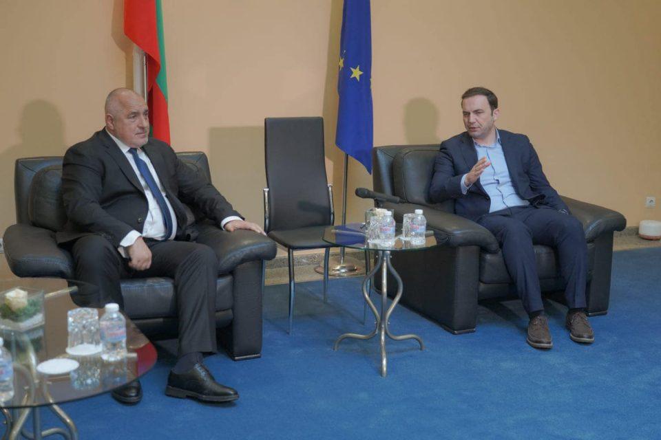 Борисов до Османи: Треба да се подготвиме за преговори, а не за емоции