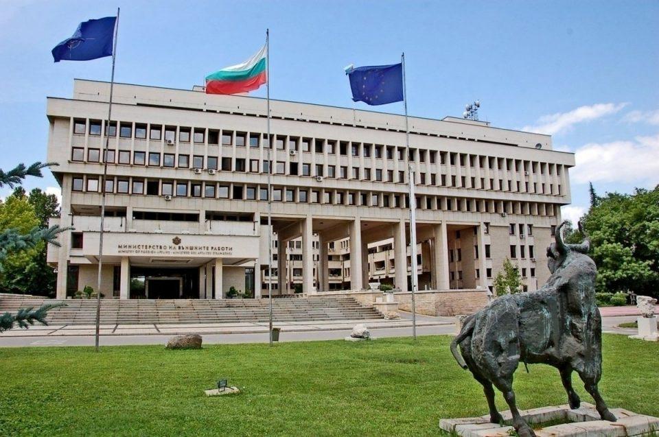 Бугарското МНР се огради од видеото на Џамбаски