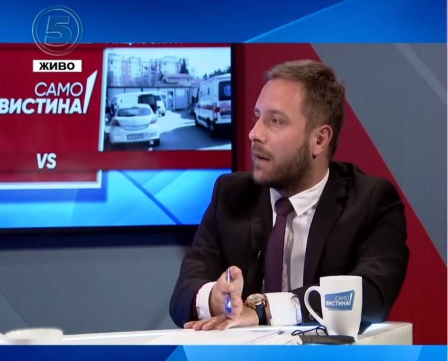 Арсовски: Власта немаше пари за петтиот сет на мерки затоа самата го одлагаше