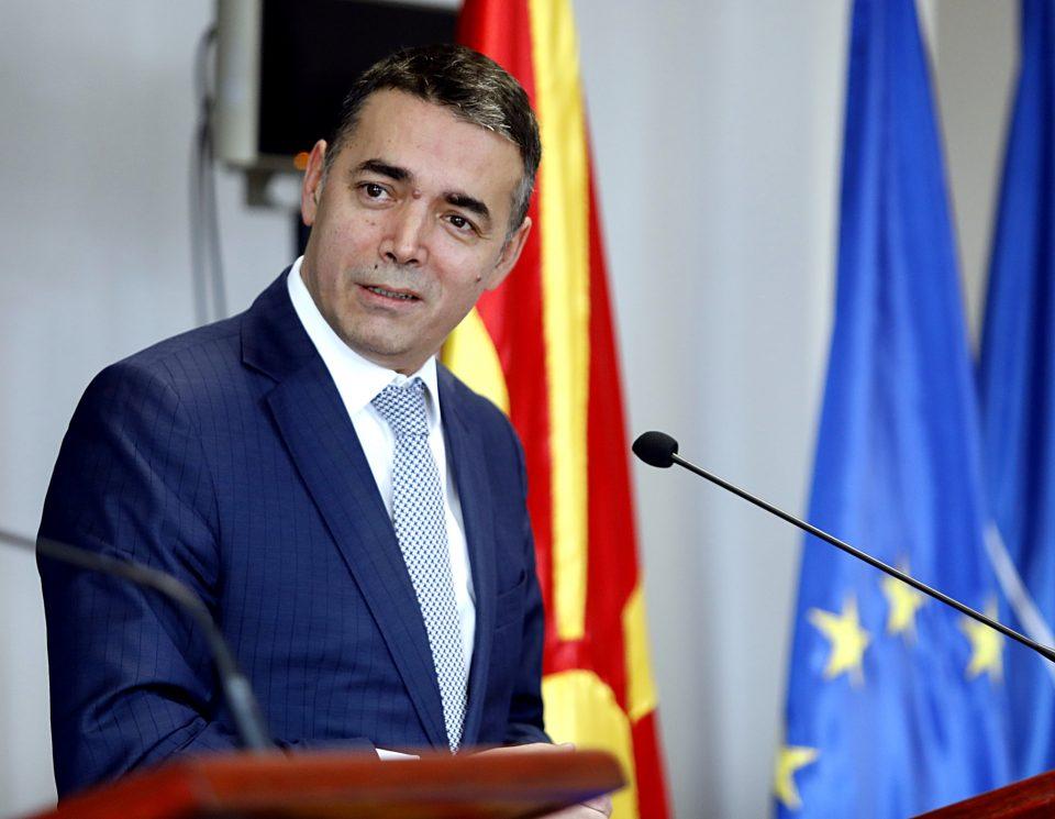 Димитров: Убеден сум дека со добра волја од двете страни може да дојдеме до европско решение