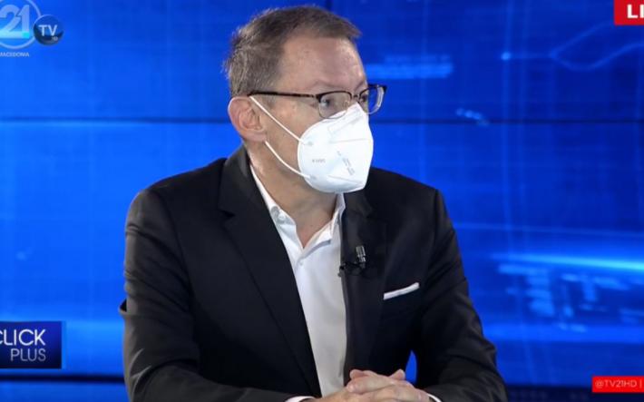 Д-р Докиќ: Не е мој текстот кој се споделува на Фејсбук
