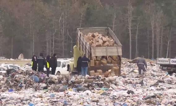 Лани собрани 630.086 тони комунален отпад