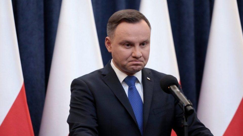 """Новинар го нарече полскиот претседател """"кретен"""" – можна е казна од три години затвор"""