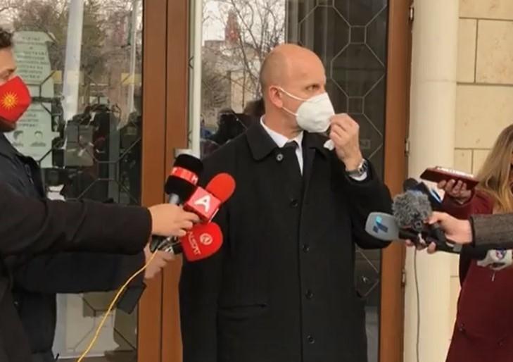 Дуковски: Камчев не кажа ништо од тоа за кое што беше повикан