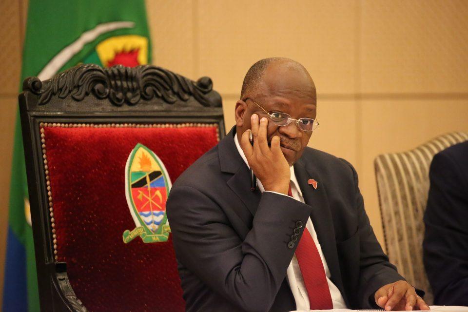 Исчезна претседателот на Танзанија