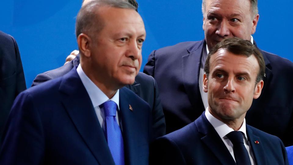 Макрон: Ердоган и Турција ќе се обидат да се вмешаат на претседателските избори во Франција