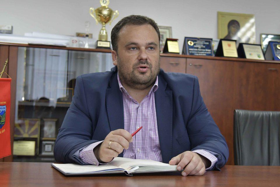 Градоначалникот на Кисела Вода позитивен на Ковид-19