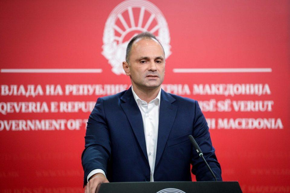 Филипче: Пред да дојдете на пунктовите да се пополни согласност за вакцинација