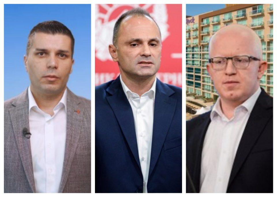 Филипче не сака да ги коментира шетањата во странство на Рашковски и Николовски