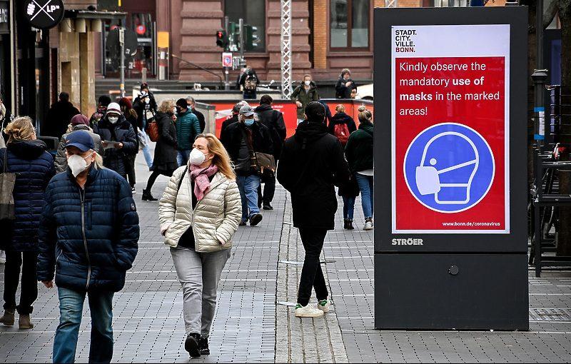 Германскиот министер за здравство бара порестриктивни мерки