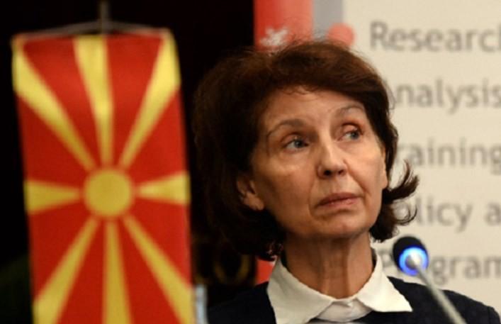 Силјановска: ВМРО-ДПМНЕ бара експертска влада со вистински експерти