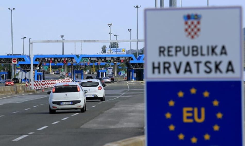 Во Хрватска од денеска на сила нови заострени мерки