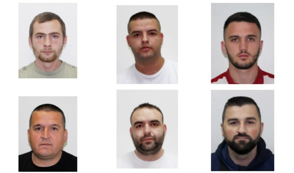 (ФОТО) Ова се наркобосовите од Грчец: МВР ги бара со меѓународна потерница