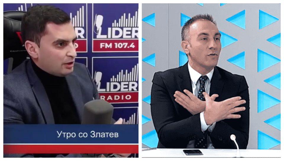 (ВИДЕО) Јаулески жестоко по Груби кој отиде на Косово: Тој е иредентист!