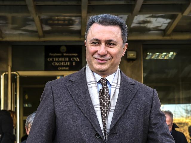 Груевски му врати на Заев: Никогаш во животот не сум влегол во хеликоптер!