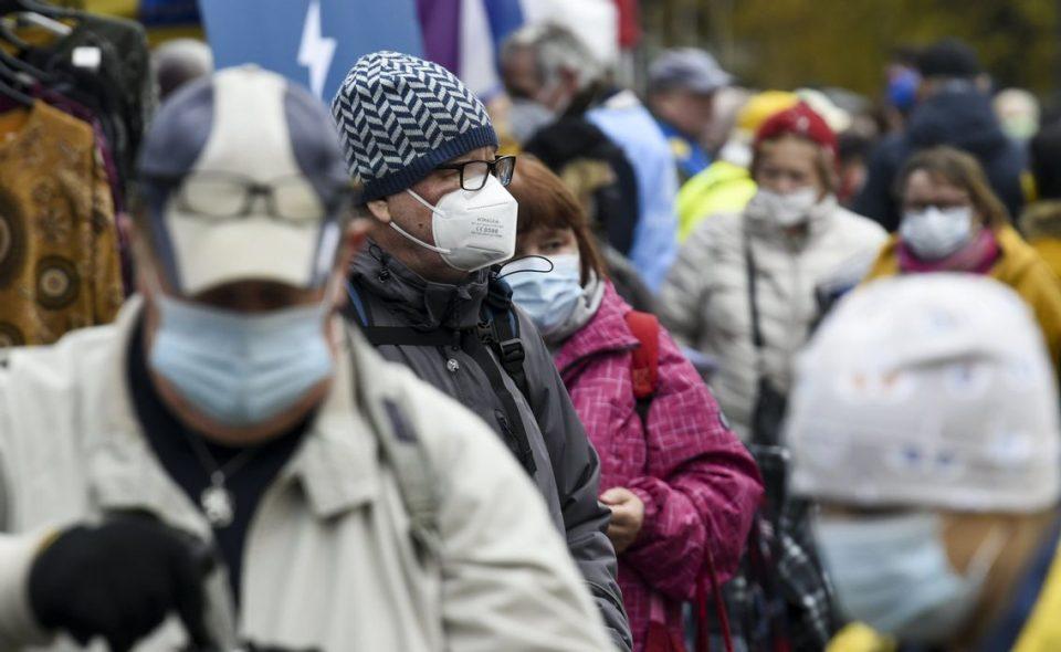 Минатата недела починале над еден милион ковид-пациенти во Европа