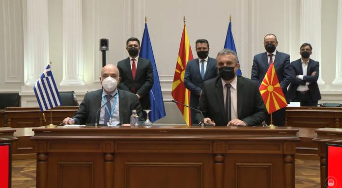 Македонија официјално дел од проектот за природен гас Александропули